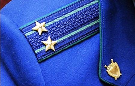 31. Жалоба (на действия) бездействия прокурора Генеральной прокуратуры, образец